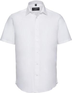 Stretch Hemd kurzarm