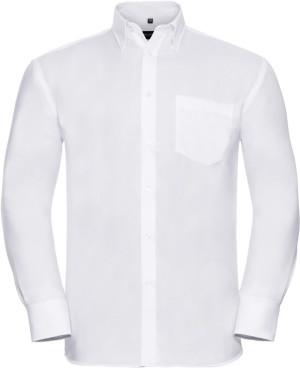 Bügelfreies Hemd langarm