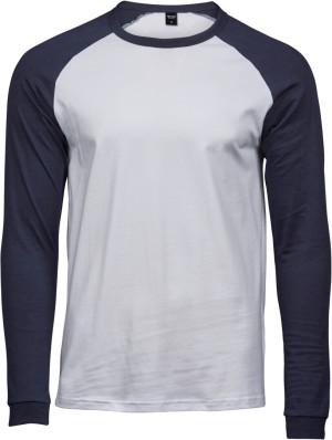 Herren Baseball T-Shirt langarm
