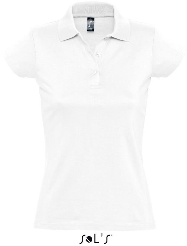 Damen Jersey Polo
