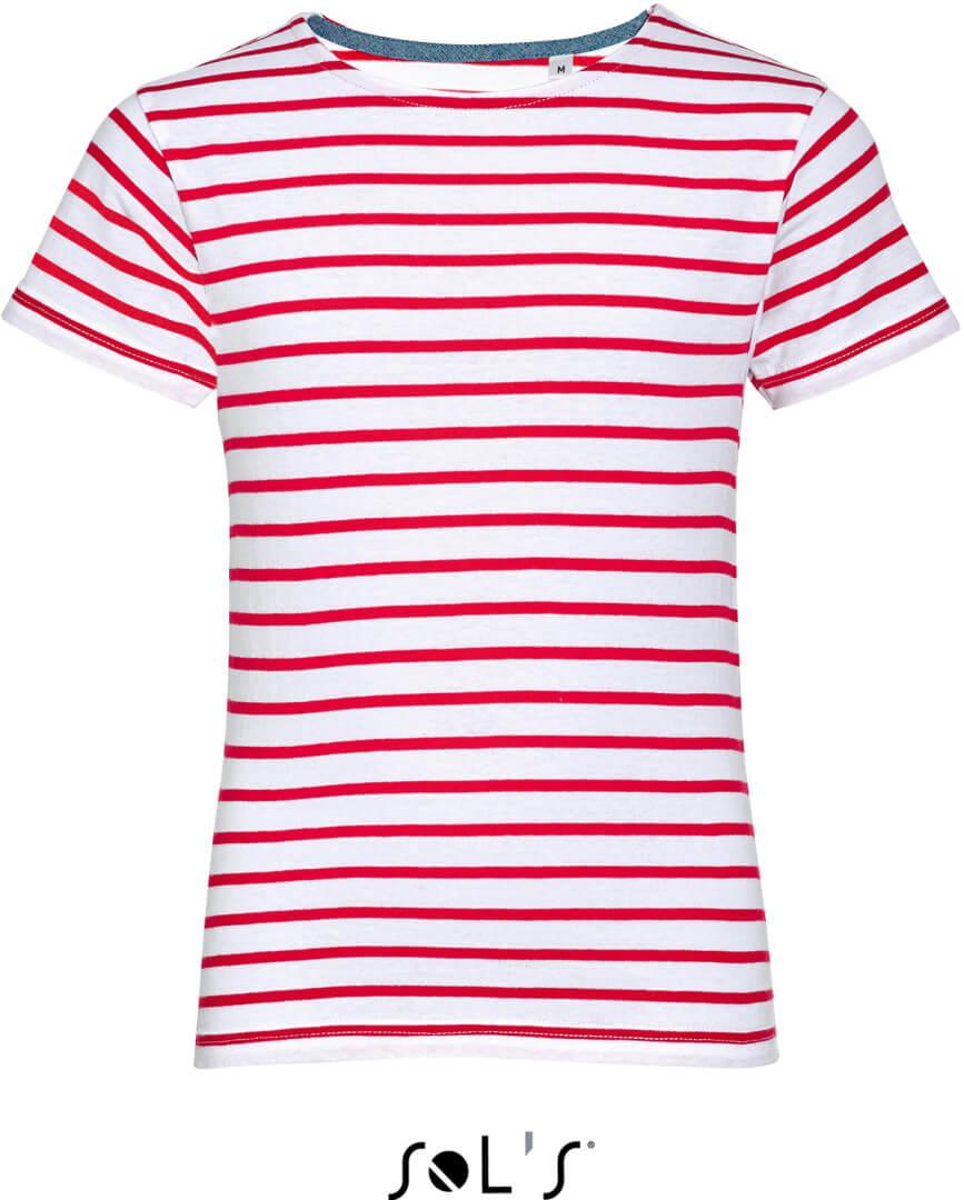 Kinder T-Shirt gestreift