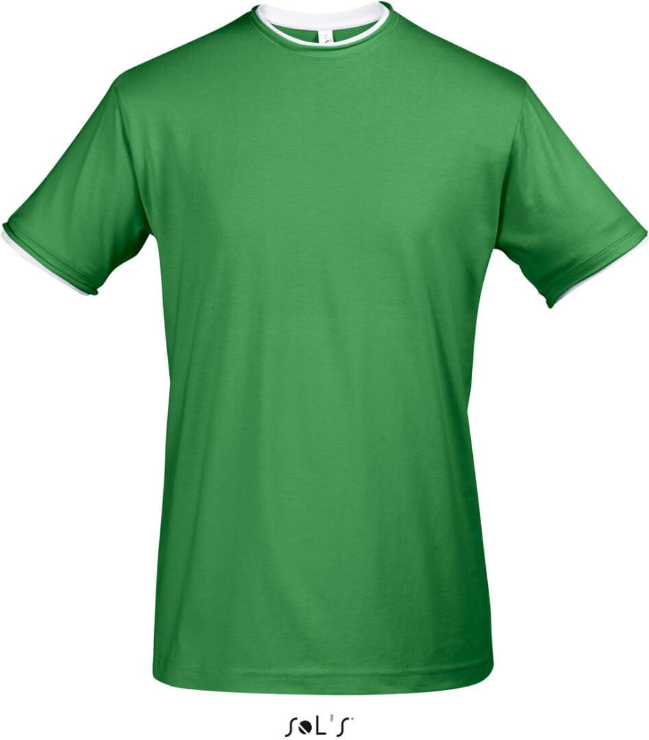 Herren Lagen T-Shirt