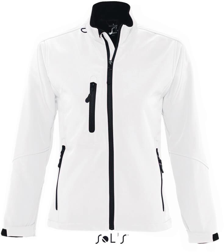 Damen 3-Lagen Softshell Jacke