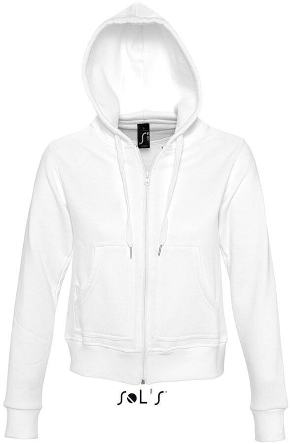 Women's Hooded Sweat Jacket