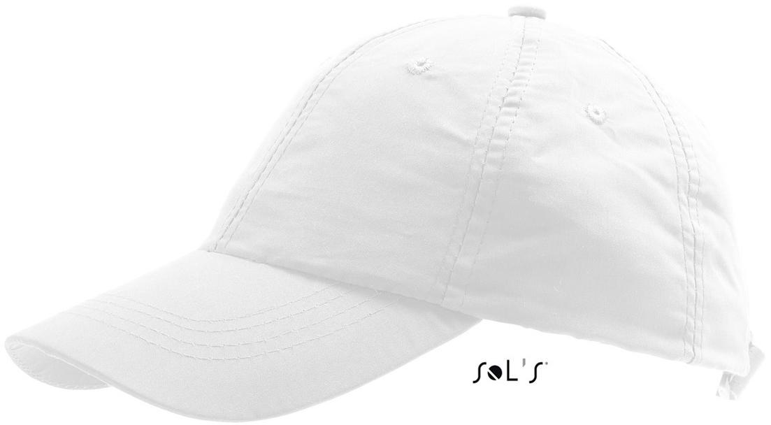 6 Panel Baseball Kappe