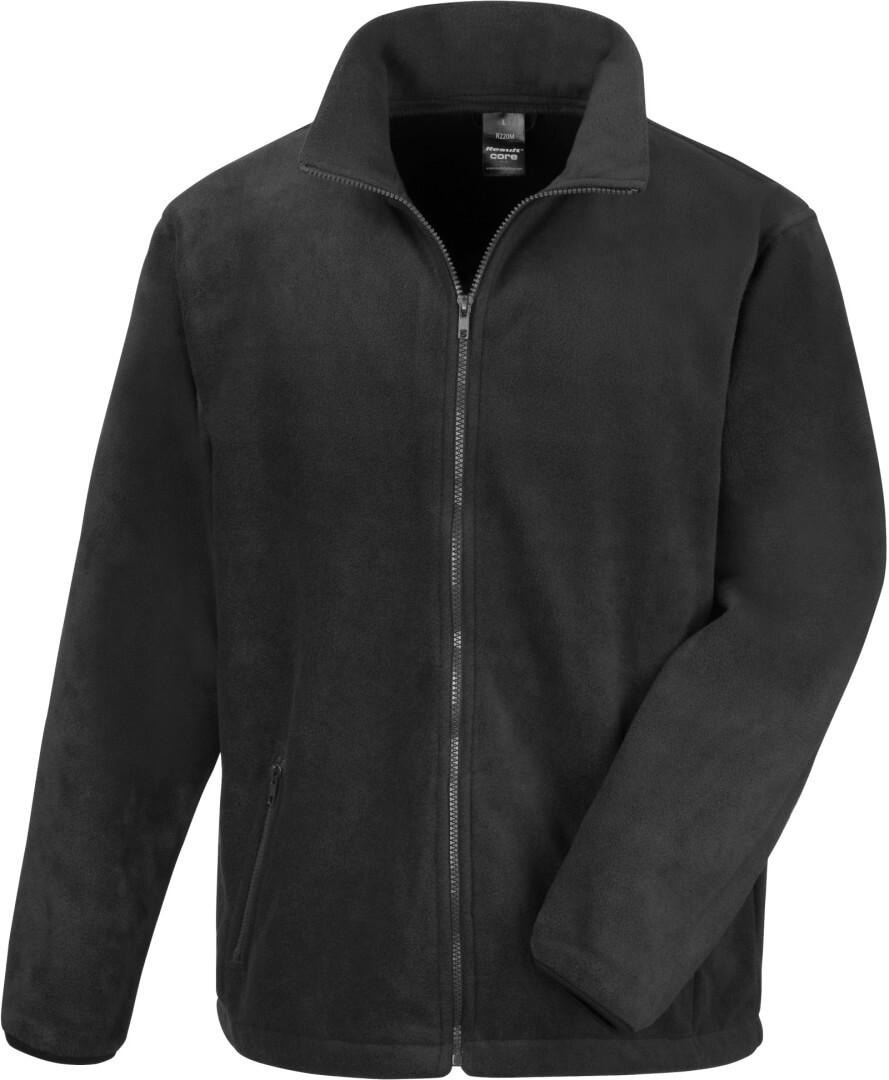 Herren Fashion Fit Outdoor Fleece Jacke