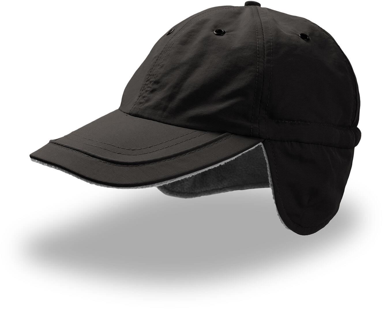 Kappe mit Ohrenschutz