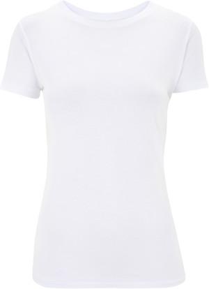 Körperbetontes Damen Jersey T-Shirt