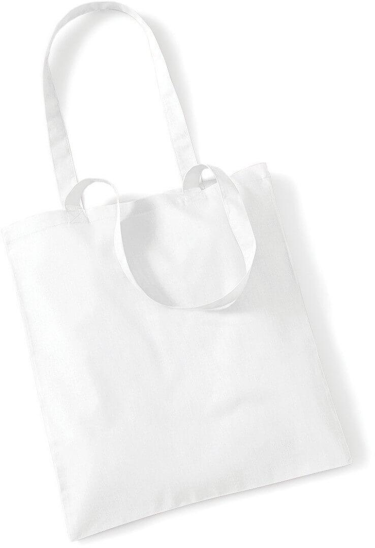 """Baumwolltasche """"Bag for Life"""""""
