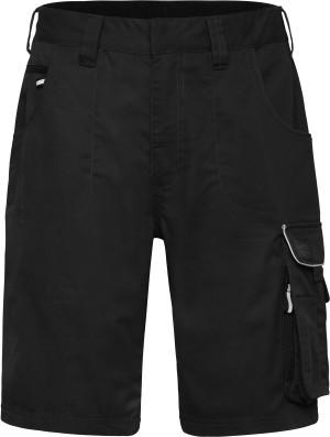 Workwear Bermuda -Solid-