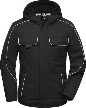 Workwear Softshell Padded Jacke -Solid-