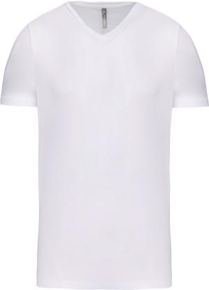 Herren V-Neck StretchT-Shirt