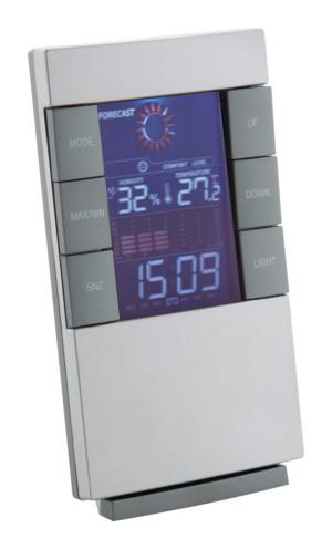 California Digitale Uhr und Wetterstation