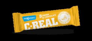 C-REAL Bananenschokolade