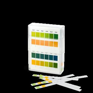 Indikationspapiere Doppelte Urin-pH-Kontrolle