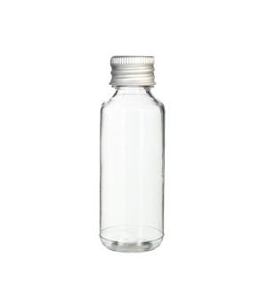 Flasche mit Aluminiumverschluss 30 ml