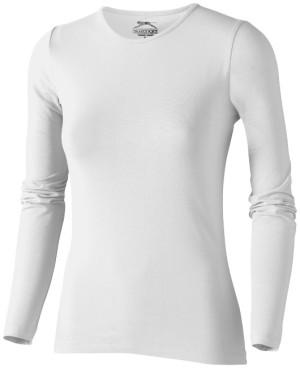 Frauen Langarm Curve T-Shirt