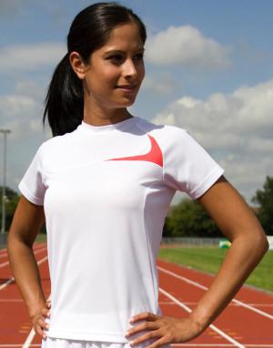 Spiro Ladies` Dash Training Shirt