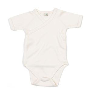 Baby Organic Kimono Bodysuit